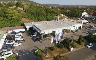 A 25 éves pécsi VW Autocity